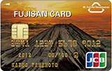 JCB Co., Ltd - JCB Gold Fujisan Card -