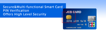Smart Card Provides a High Level of Security and Multi-functionalities