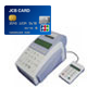 Insert your card into the PIN pad, input the sale amount and product(s) sold (sales processing by the partner retail outlet)