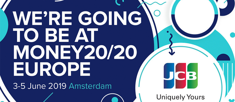 WE'RE GOING TO BE AT MONEY20/20 EUROPE