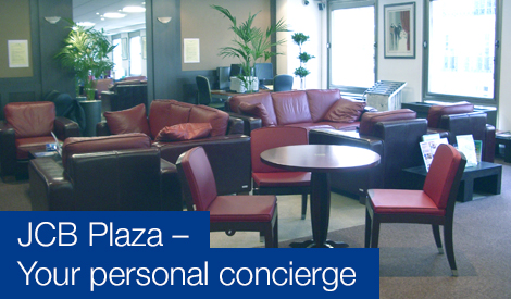 JCB Plaza - Your personal concierge